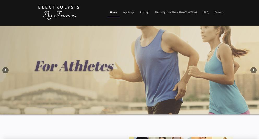 electrolysisbyfrances.com