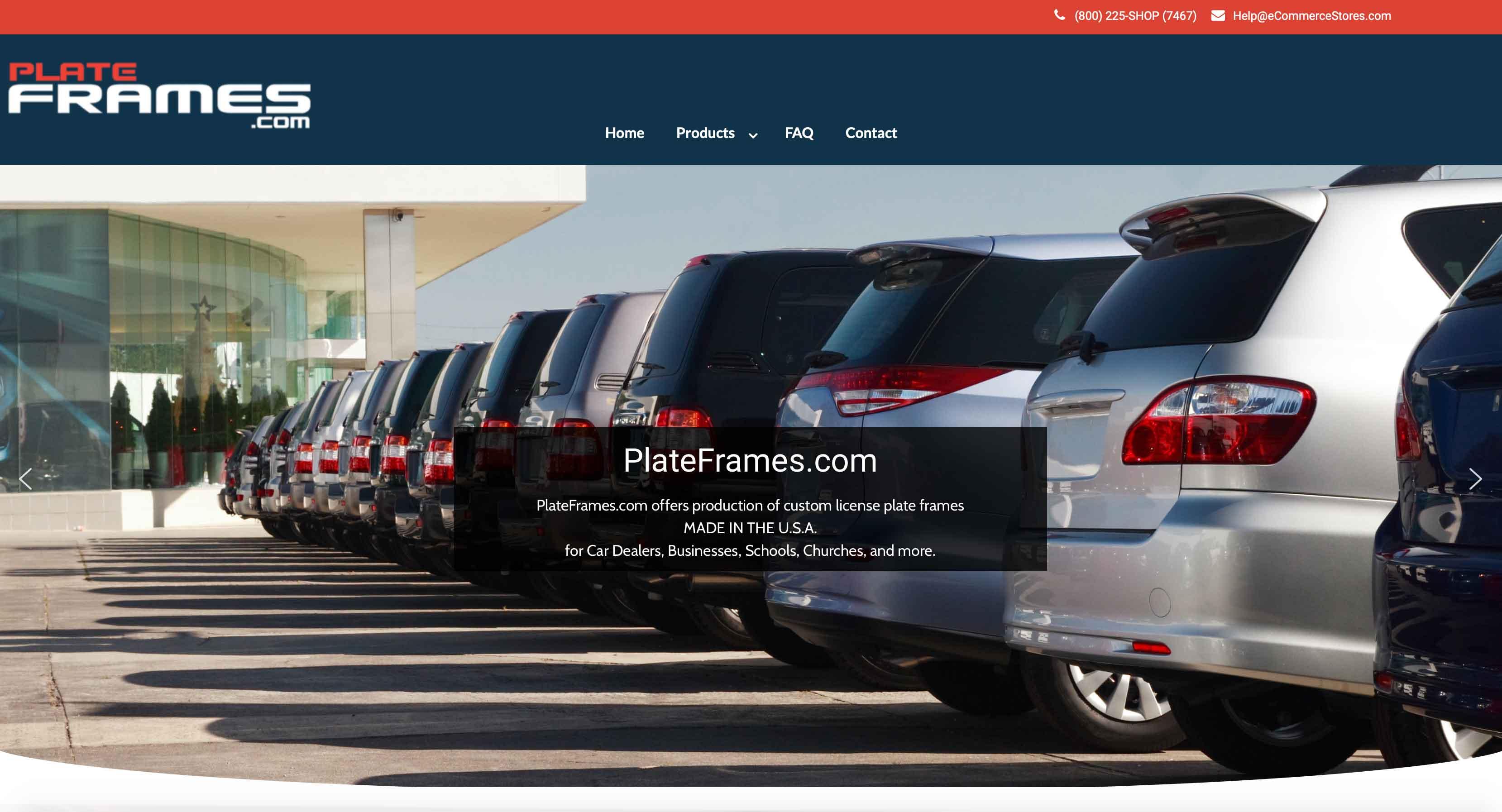 plateframes.com